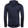Triple2 BUUZ sweater Heren blauw